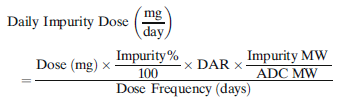 calculated-daily-impurity-dose